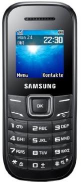 Samsung E1200i – Handy für Kinder geeignet