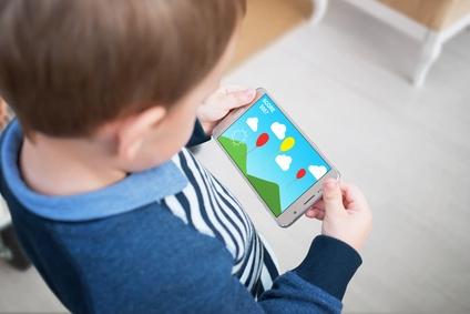Apps als Lernspiele für Kinder