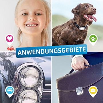 Prothelis GPS-Tracker (Peilsender) für die Ortung von Tieren, Personen, Koffern uvm. - 4