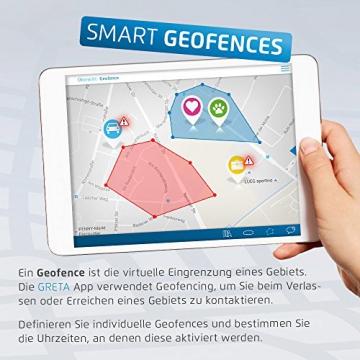 Prothelis GPS-Tracker (Peilsender) für die Ortung von Tieren, Personen, Koffern uvm. - 6