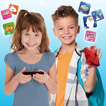 Smartphone für Kinder Lisciani Giochi 55661Mio Phone Evolution HD, 12,7 cm (5 Zoll), Farbe: Blau - 3