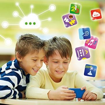 Smartphone für Kinder Lisciani Giochi 55661Mio Phone Evolution HD, 12,7 cm (5 Zoll), Farbe: Blau - 4