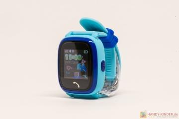 Erfahrungen mit der Vidimensio Smartwatch für Kinder - Kleiner Delfin