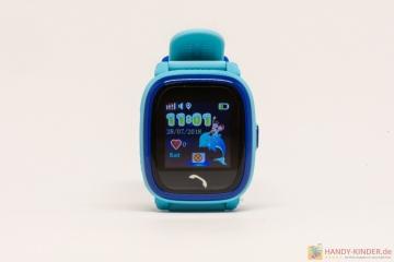 Vidimensio - Kleiner Delfin - Smartwatch mit Touchscreen