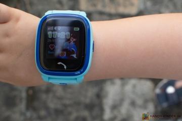 Vidimensio - wasserdichte Smartwatch für Kinder im Test