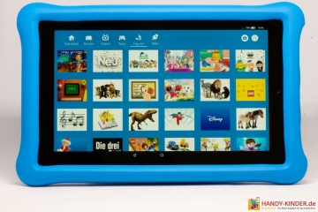 Figuren für Kinder - Dashboard - Amazon Kids Tablet
