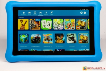 Amazon Apps für Kinder - Kindertablet