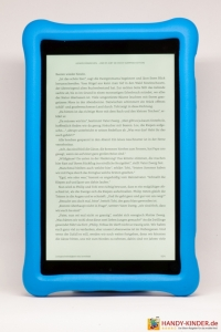 Amazon Fire Kids Edition - Ebooks lesen