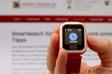 Anio 3 Kidswatch Smartwatch im Test