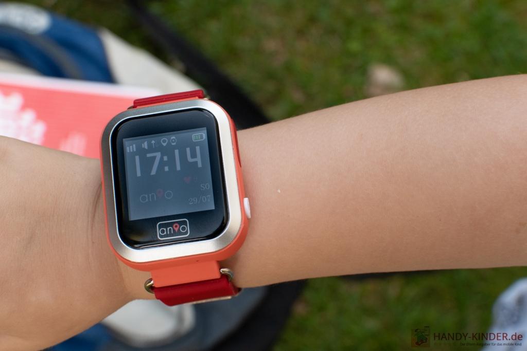 Erfahrungsbericht zur Anio 3 Touch Kidswatch