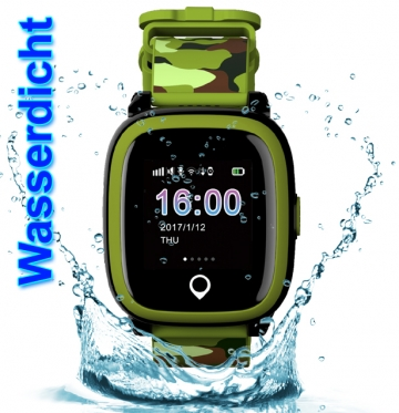 Kleiner Tiger Kidswatch wasserdicht