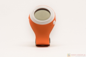 Pingonaut Kidswatch in orange im Test