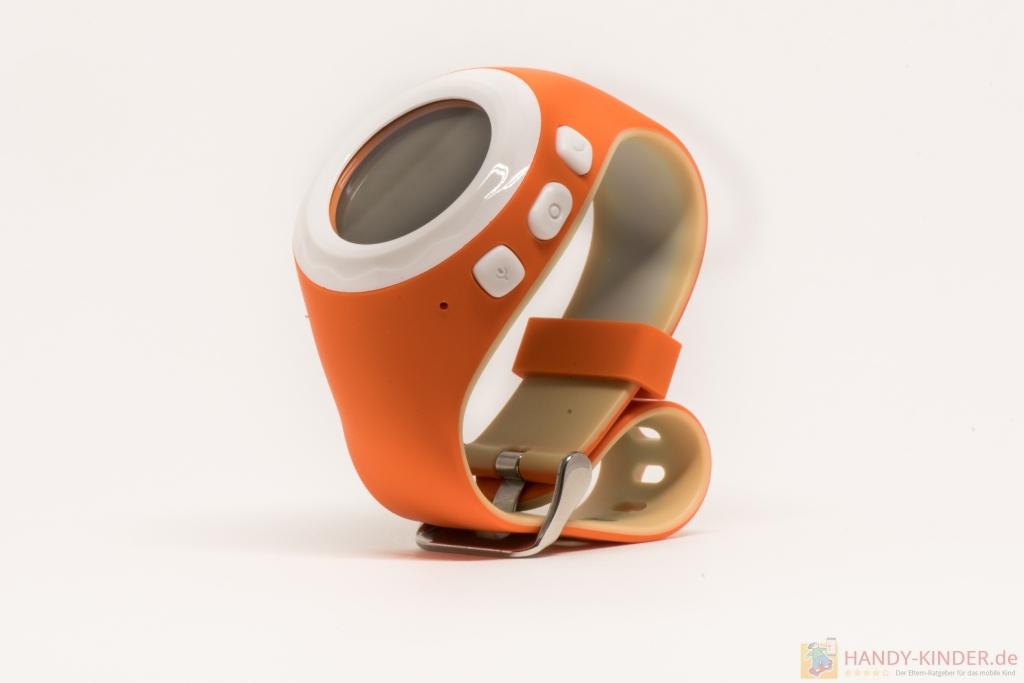Pingoaut Kidswatch: Smartwatch für Kinder ohne Touchscreendisplay