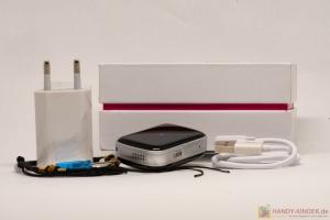 Small Stone GPS Tracker von Vidimensio - Lieferumfang