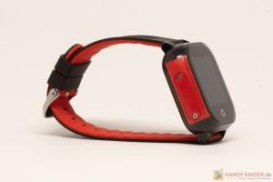 Die rote Smartwatch für Kinder von Vidimensio: Kleiner Panther