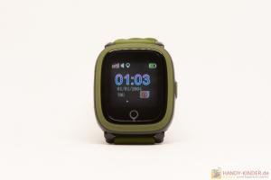 Kleiner Tiger Smartwatch von Vidimensio - Front