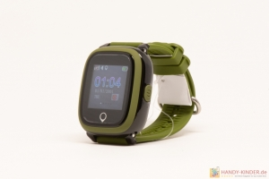 Vidimensio Kleiner Tiger Smartwatch mit Touchscreen
