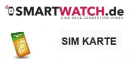 Smartwatch Tarif: Vertrag