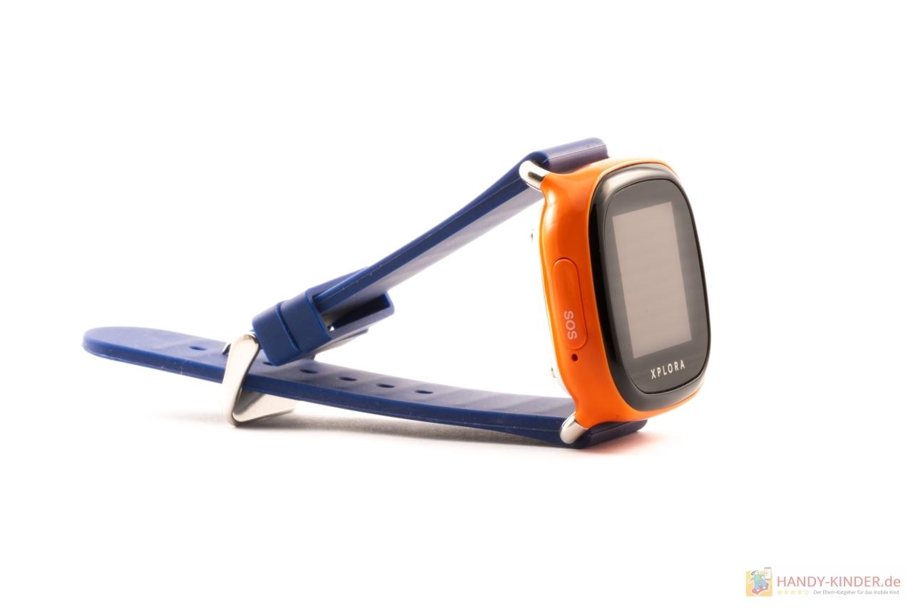 Smartwatch mit GPS Ortung: Die Xplora Kinderuhr