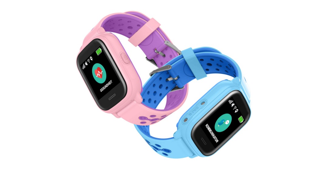 Anio 4 Smartwatch für Kinder im Test