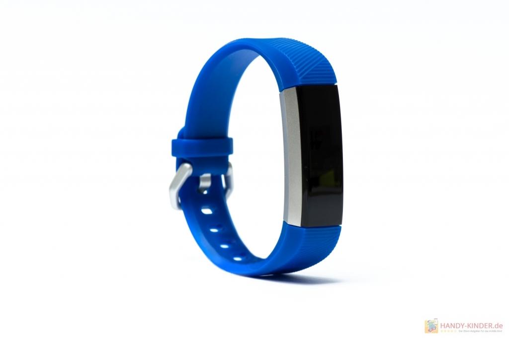 wasserabweisend: Der Fitnesstracker von Fitbit