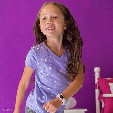 Garmin vívofit jr. 2, wasserdichte Action Watch für Kinder – Disney Minnie Maus mit Abenteuer-App, weiß - 7