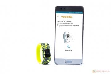 Garmin Vivofit einrichten: der Fitnesstracker für Kinder