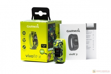 Garmin Vivovit kaufen: Der Lieferumfang