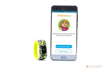 Garmin Vivovit App