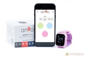 Schrittzähler und Kalorienverbrauch: Anio App