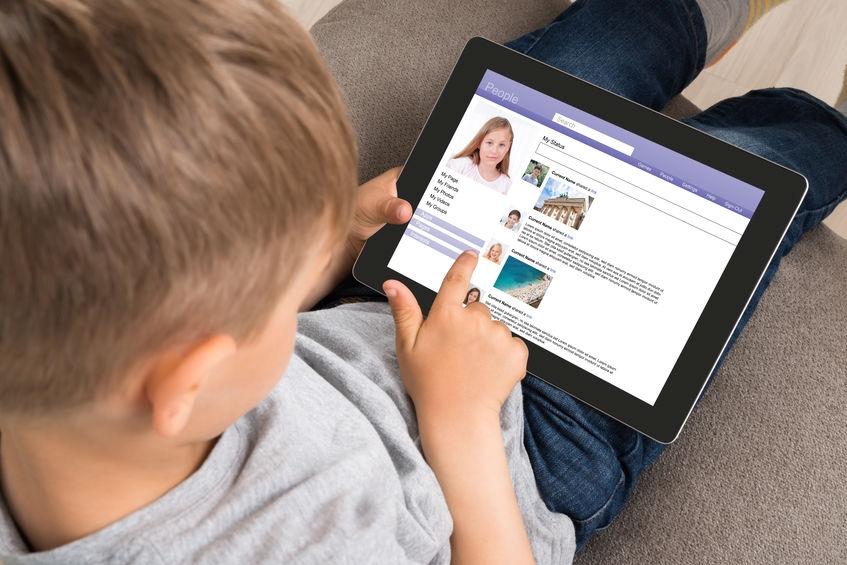 Tablet kindersicher machen: Tipps