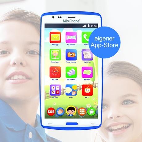 Lisciani Miophone - Kinder-Smartphone