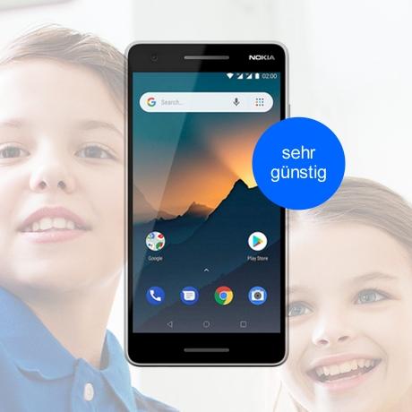 Nokia - einfaches Smartphone für Kinder