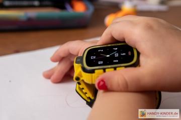 Kindersmartwatch: Für Anrufe geeignet