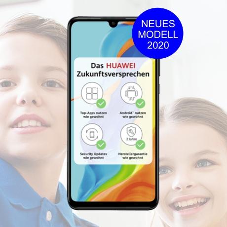 Huawei P30 Lite (New Edition 2020) als Kindersmartphone