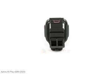 Xplora X5 mit LTE - Kindersmartwatch - Ansicht mit Armband