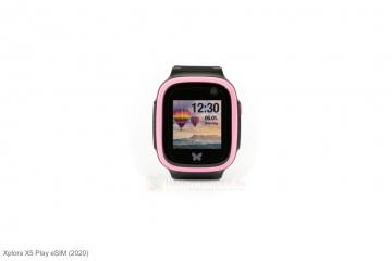 Xplora X5 Kinderuhr mit Telefonie, GPS Ortung und Uhrzeitanzeige