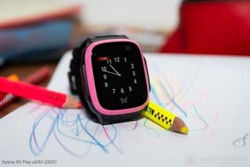 Xplora X5 Smartwatch für Kinder im Test