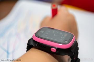 Xplora X5 Play Smartwatch für Schüler im Test