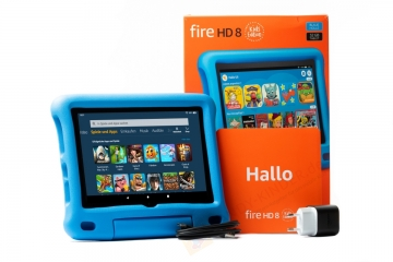 Amazon Fire HD 8 Kids Edition - 10. Generation 2020