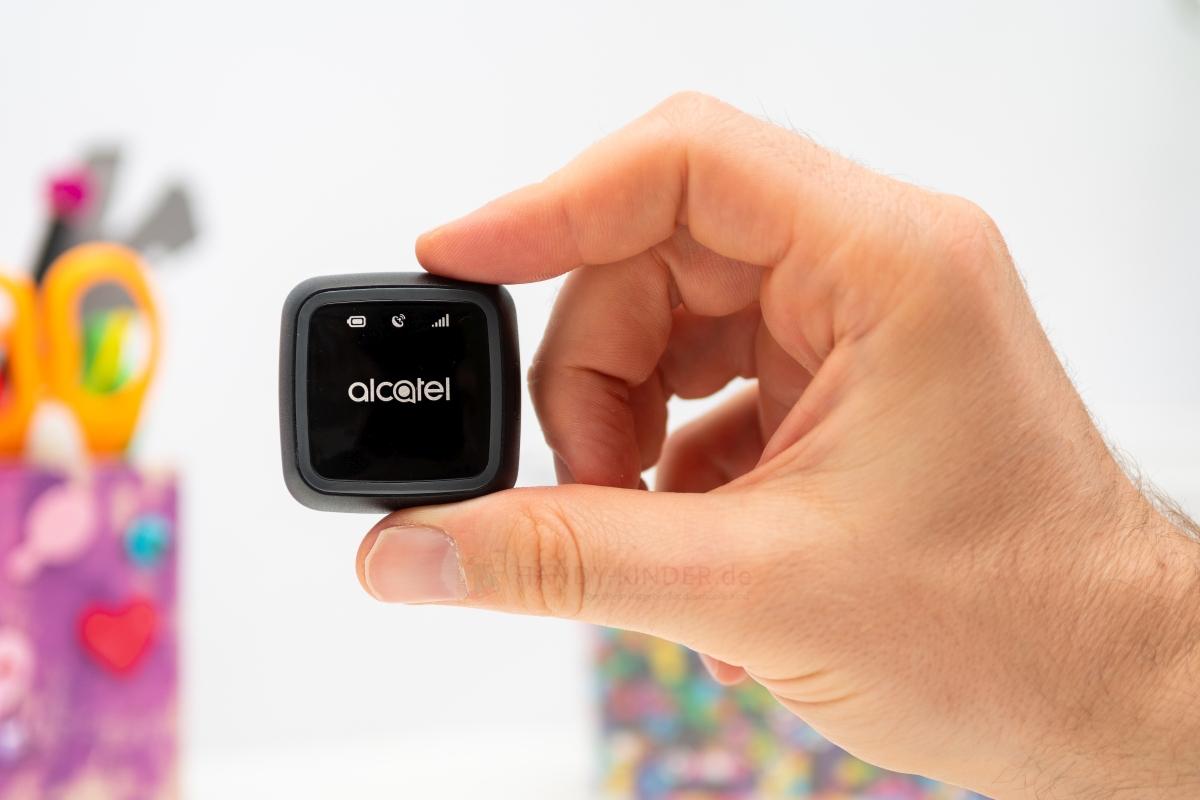 Kleiner GPS Tracker: Kompakt