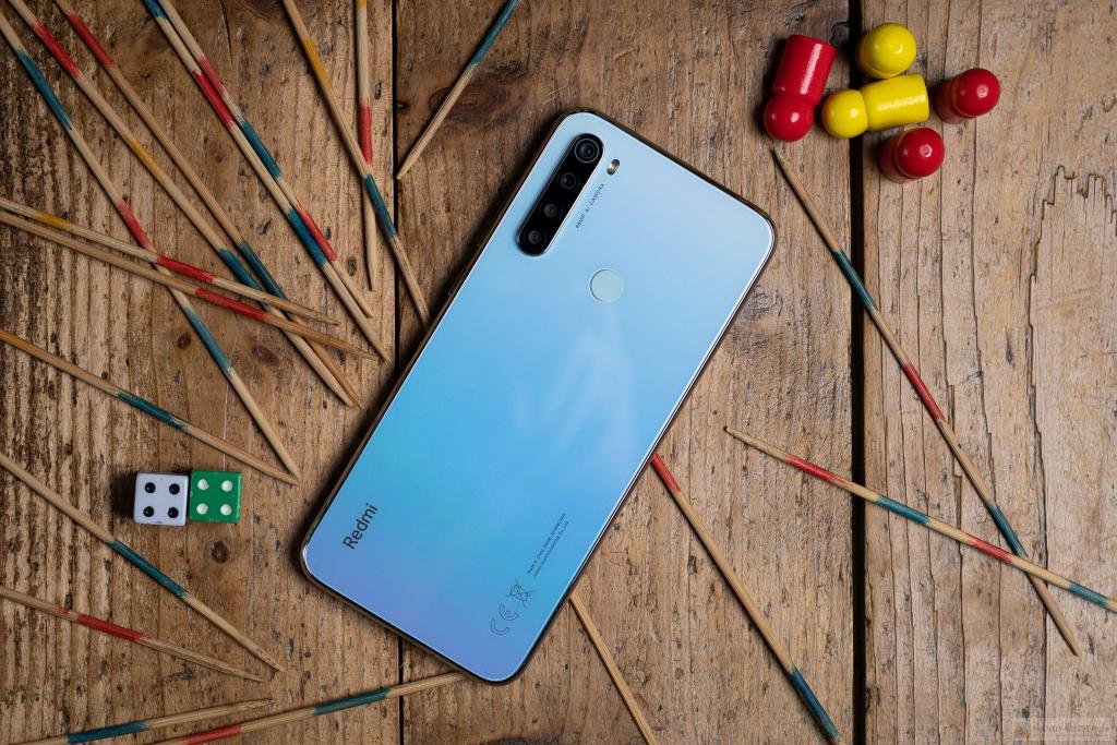 Xiaomi Redmi Note 8T als Schüler-Smartphone
