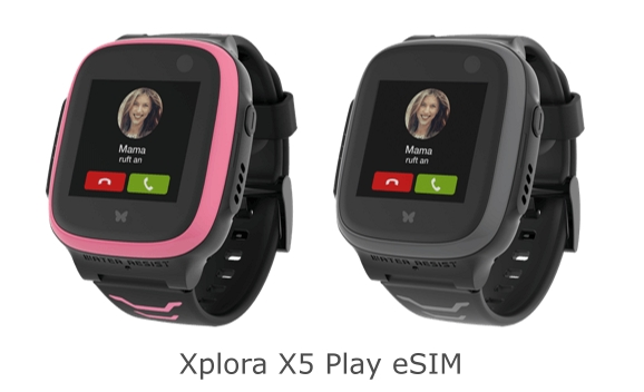 Xplora X5 Play - GPS Kindersmartwatch im Test
