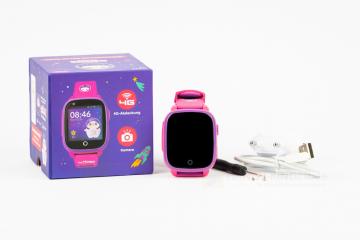 Soymomo 4G Handyuhr für Kinder - Smartwatch
