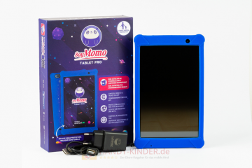 SoyMomo Tablet für Kinder - LIeferumfang