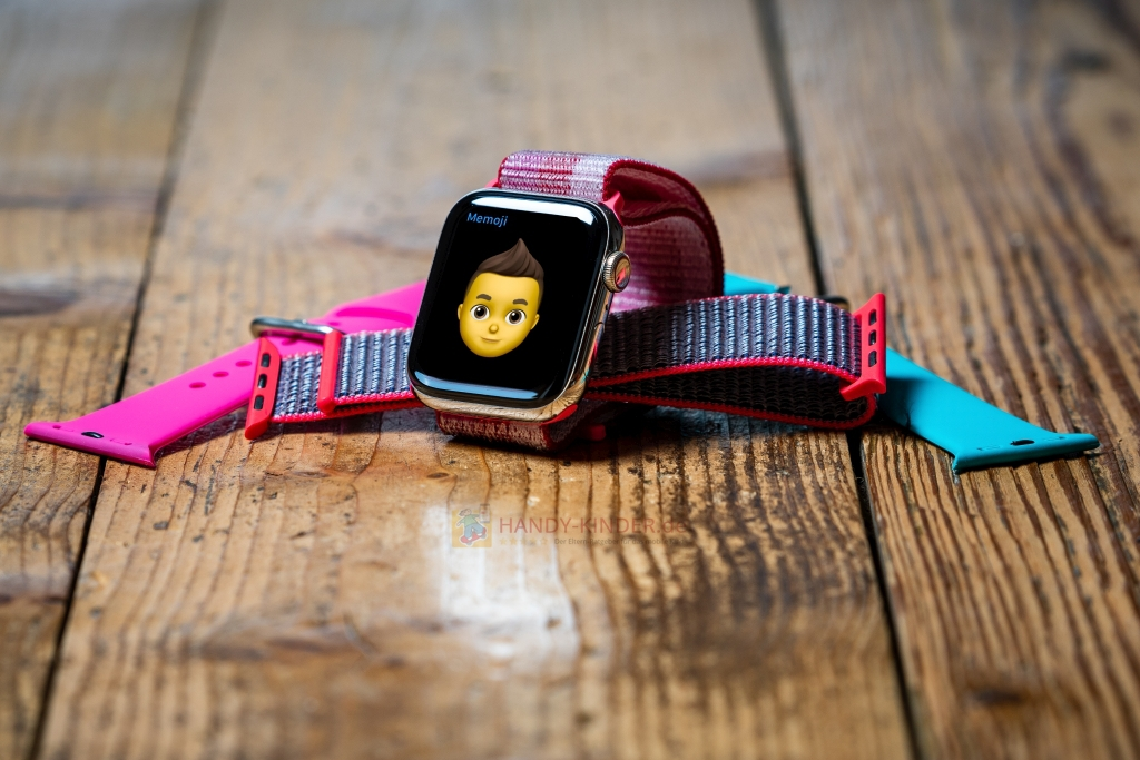 Apple Watch Series 5 mit Familienkonfiguration