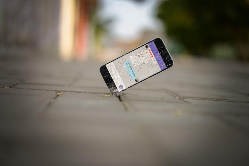 Smartphone: Bruch oder Schaden