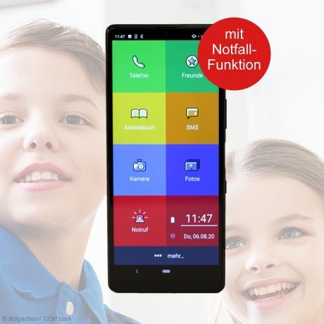 EinfachFon Kids als Smartphone für Kinder