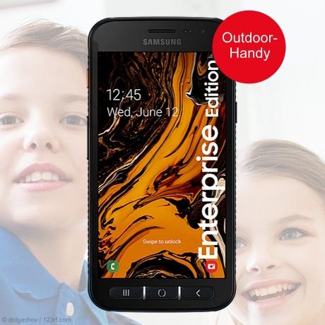 Samsung XCover 4s für Draußen