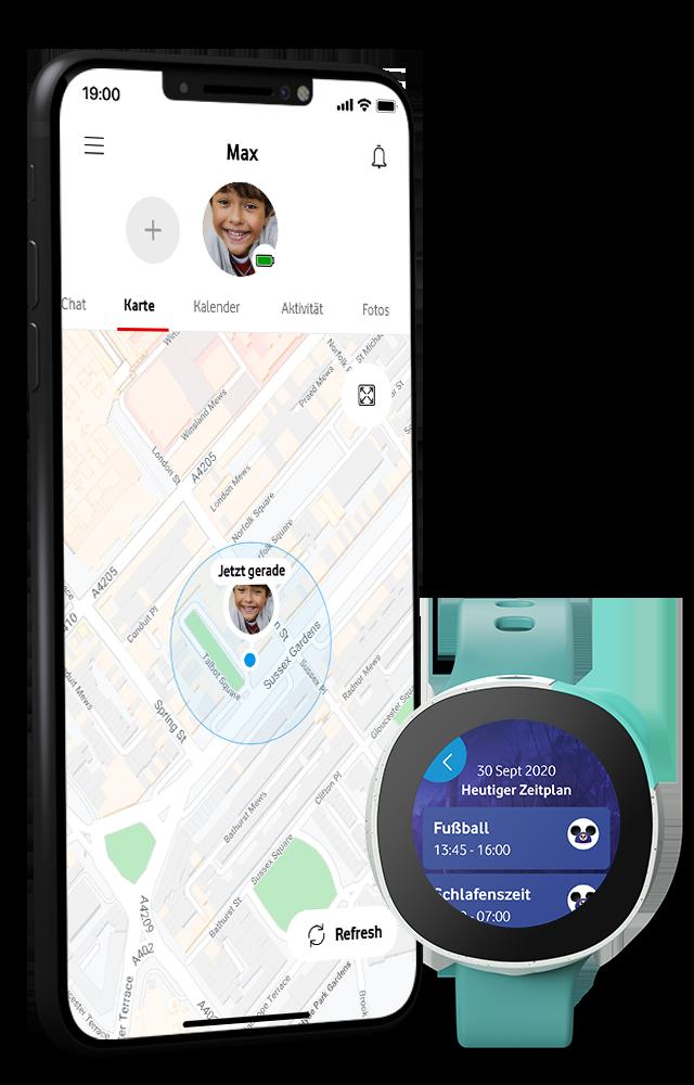 Vodafone Neo in der App einrichten
